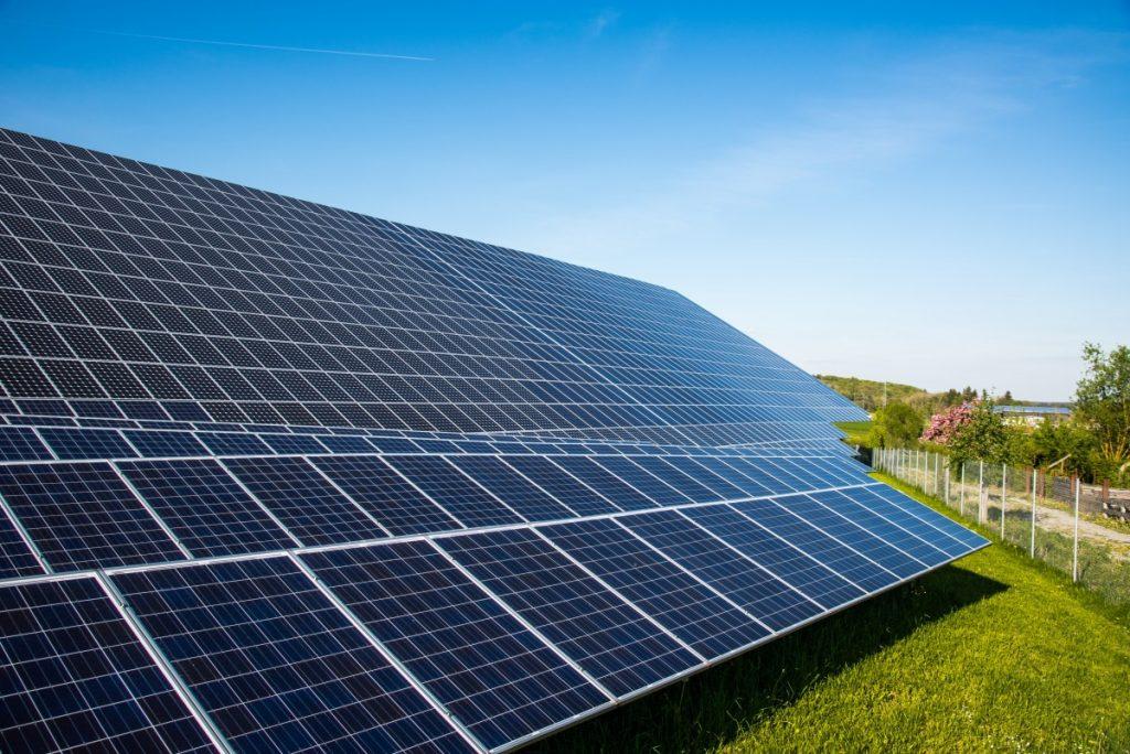 Panneaux solaires photovoltaique